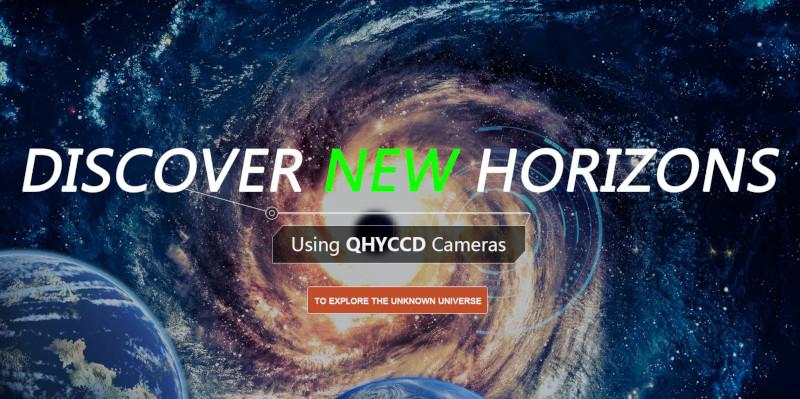 QHYCCD CAMARAS ASTRONOMICAS