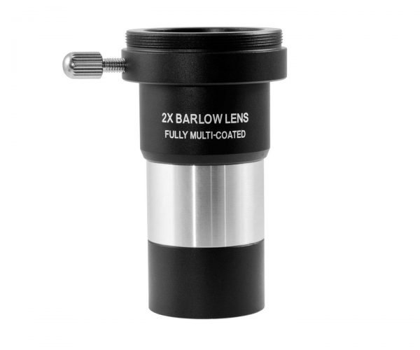 TS Optics T Adapter Barlow 2x 1,25 pulgadas