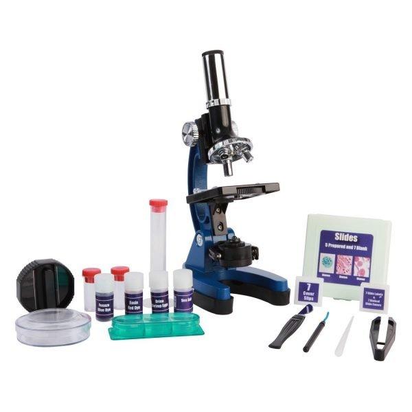 Set Microscopio Explore One 900x con maleta_1