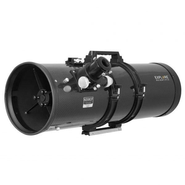 Explore Scientific Reflector Newtonian 208 mm f3.9 tubi fibra de carbon A