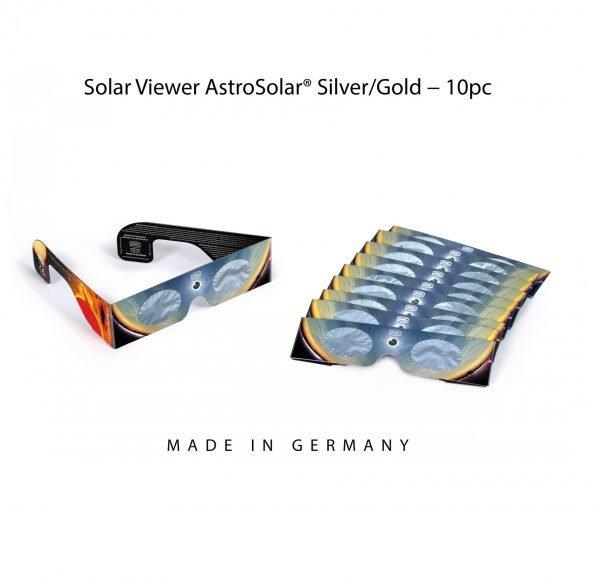 Visores Solares AstroSolar Silver Gold Baader Planetarium 10