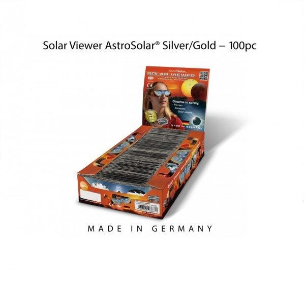 Visores Solares AstroSolar Silver Gold Baader Planetarium 100