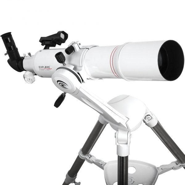 EXPLORE SCIENTIFIC FIRSTLIGHT 80MM REFRACTOR CON TWI NANO AZ