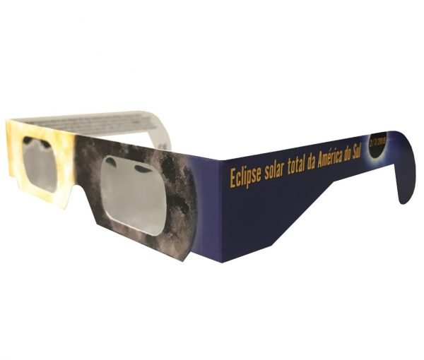 Visores Solares Eclipse Glasses de American Paper Optics 1pca