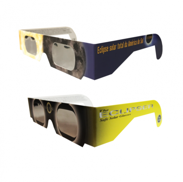 Visores Solares Eclipse Glasses de American Paper Optics