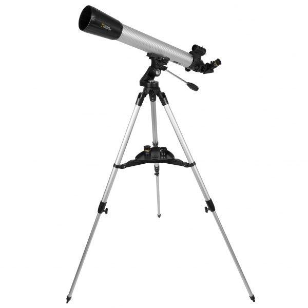 National Geographic CF700SM Telescopio Refractor Silver Fibra de Carbono_4