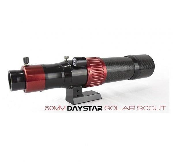 Telescopio Solar Scout DAYSTAR SS60C modelo Chromosphere_1