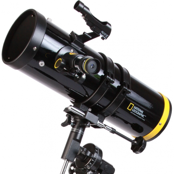 National Geographic NG114 Telescopio Newtoniano Ecuatorial_0