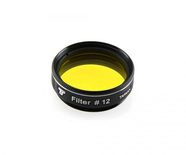 TS-Optics 1.25 Filtro Planetario Color amarillo 12