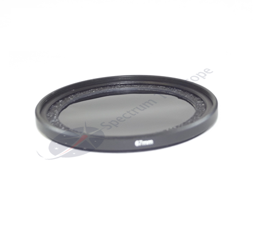 Spectrum Filtro solar para lente de camara fotografica STC 67mm