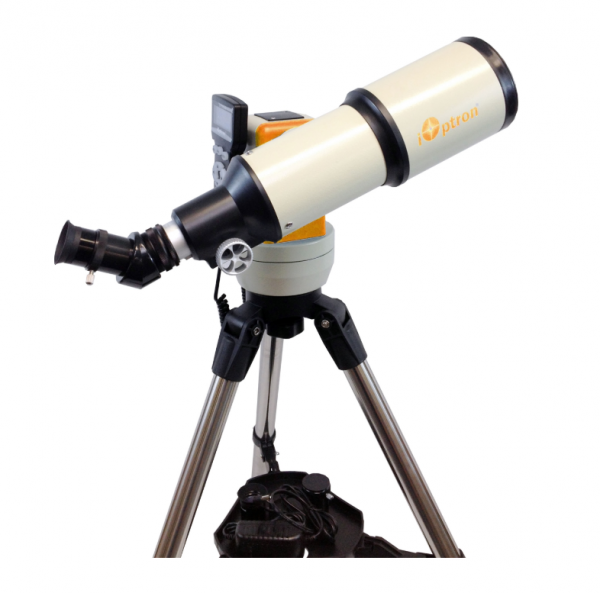 Telescopio iOptron Goto Smart Cube G R80 GPS