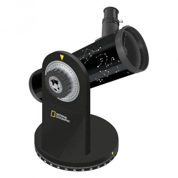 National Geographic Telescopio Reflector Compacto 76 mm_0