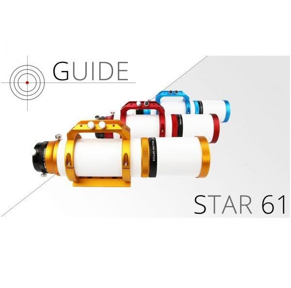 William Optics Guide Star 61 APO FLP-53 ROJO_0